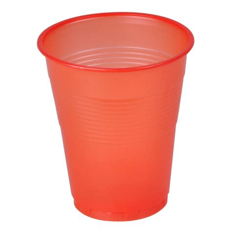 150 ml to cups drinking cup 150 ml red