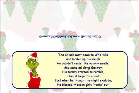 grinch fart poem downloads budget