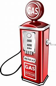 Old Fashioned Gas Pump Clip Art at Clker.com - vector clip ...