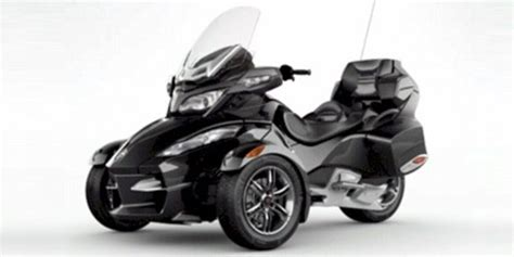 2010 Can Am Spyder Roadster Rt Motorcycles For Sale