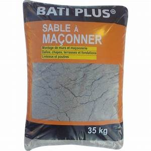 Prix Sac De Ciment Bricomarche : sable ma onner 0 4 en sac 35 leroy merlin ~ Dailycaller-alerts.com Idées de Décoration