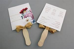 a round up of free wedding fan programs b lovely events With diy wedding program fan template