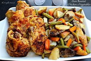 Oven-Roasted Chicken and Vegetables - The Complete Savorist