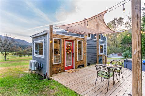 Magnolia Tiny House - Vacation Rental in Wildwood,GA ...
