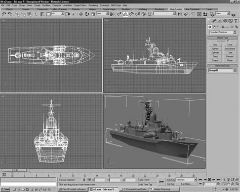naval architect maritime industry knowlage center