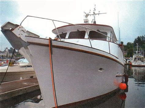 Hanson Boats For Sale by Hansen Pilothouse Boats For Sale