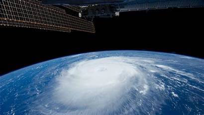 Iss 4k Earth Space Hurricane Storm Clouds