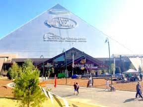 Memphis Pyramid Bass Pro Shops