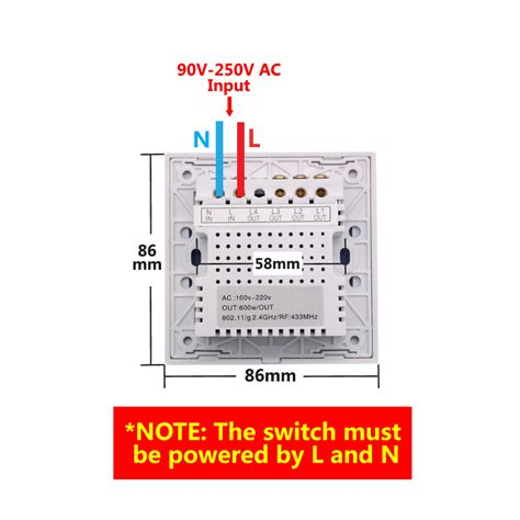 legrand radiant single decorator wall best 3 switch light switch gallery electrical circuit