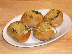 Raj Kachori Manjula's Kitchen Indian Vegetarian Recipes