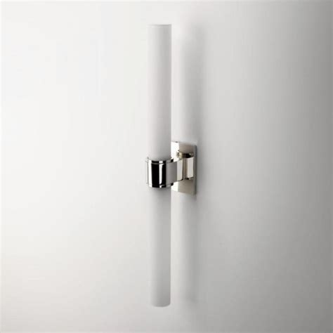 wall mounted arm sconce with cylinder shade