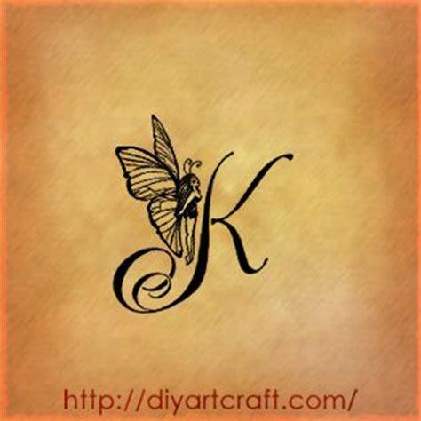 Lettere Tattoo 9 Singole A  F  G  J  K  L  S T