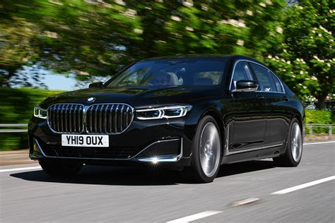 New Bmw 745le Xdrive Plug-in Hybrid 2019 Review