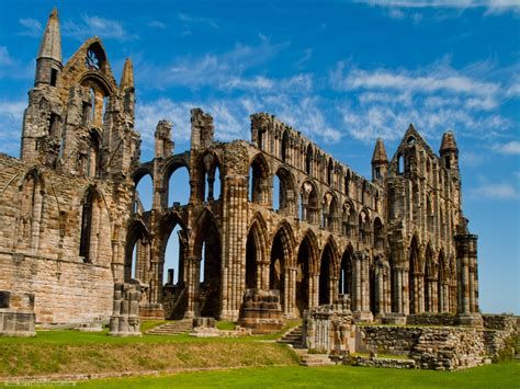 photo  whitby abbey yorkshire