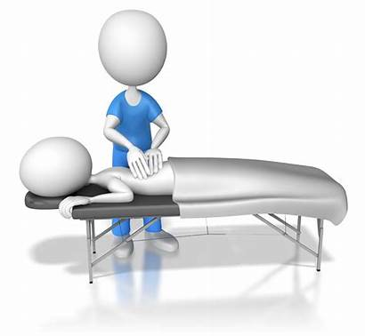 Massage Clipart Getting Therapeutic Patient Stick Therapy