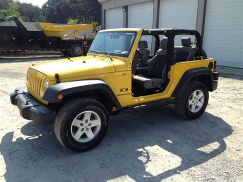 wrecked jeep buy used 2008 jeep wrangler salvage wrecked damaged
