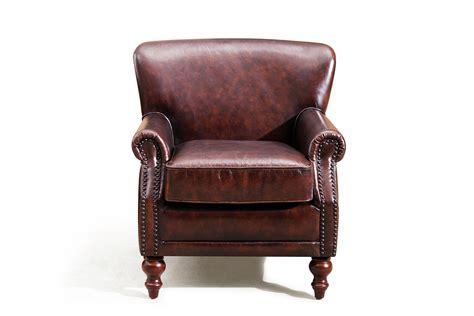 fauteuil anglais cambridge en cuir