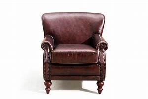 Fauteuil Crapaud Cuir : fauteuil anglais cambridge en cuir rose moore ~ Teatrodelosmanantiales.com Idées de Décoration