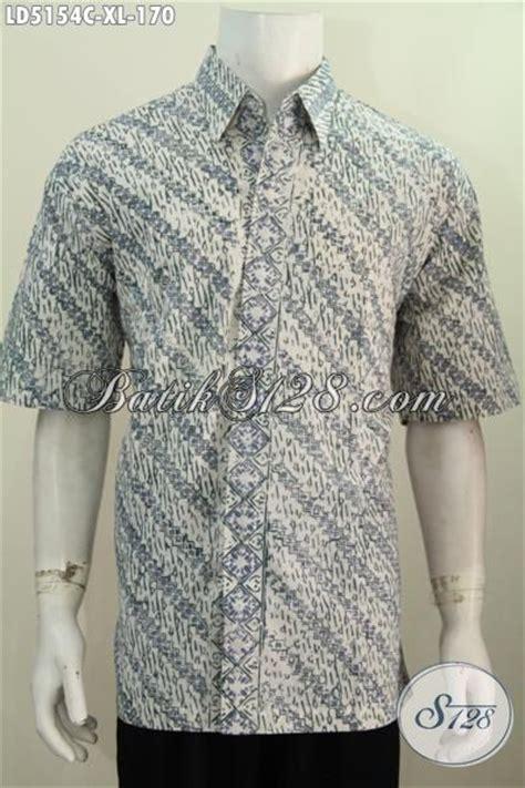 baju batik seragam kerja elegan motif parang desain