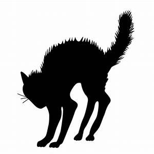 best 25 halloween black cat ideas on pinterest pumpkin With black cat templates for halloween