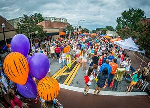 Clemson to hold annual Welcome Back Festival | Clemson ...