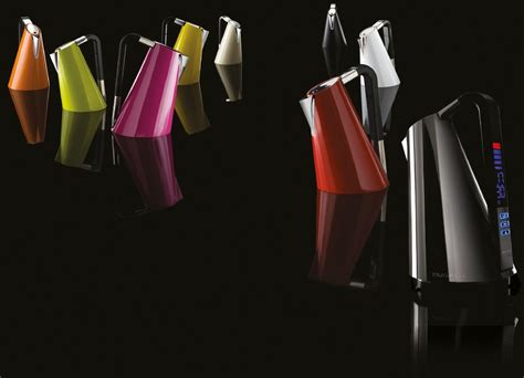 Vera kettle by casa bugatti complements elegance with technical innovation. Bugatti Vera Kettle 14-VERACO Orange - Senukai.lt