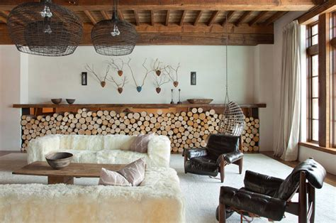 rustic chic interior design rustic chic revival in classic cabin with eclectic details Rustic Chic Interior Design