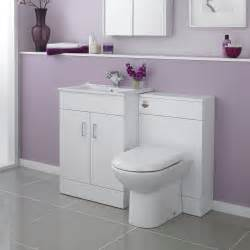modena high gloss white vanity unit bathroom suite w1100 x d400 200mm at plumbing uk