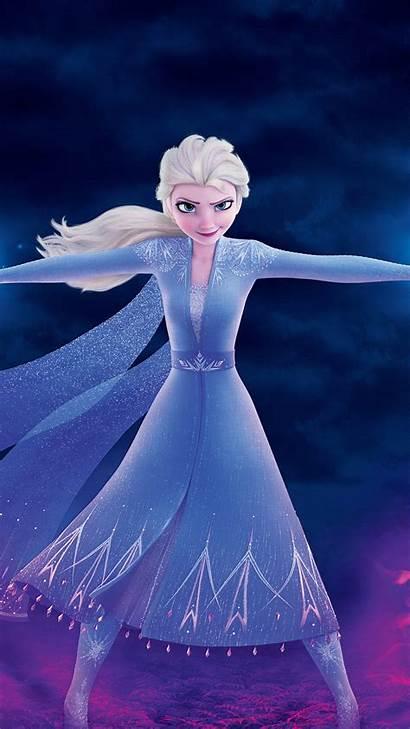 Frozen 4k Elsa Background Wallpapers Iphone Resolution