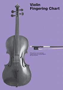 Buy Violin Fingering Chart