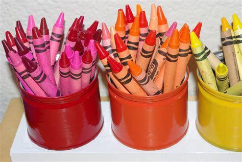 cork pin up upcycled montessori style crayon holder tutorial