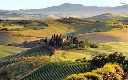 Tuscany Wallpapers Nature Hills Stunning Px
