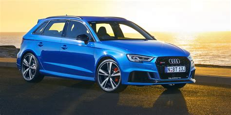 Audi Rs3 by 2018 Audi Rs3 Sportback Pricing And Specs Photos