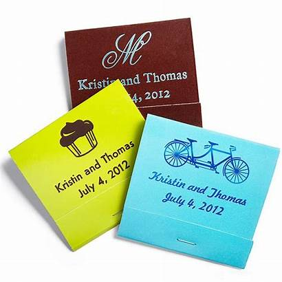 Matchbooks Personalized Favors Matchbook Match Custom Things