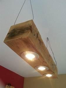 Lampe Aus Baumstamm : deckenlampe aus altem eichenbalken lamp from old oakwood ideeen light fixtures rustic ~ Orissabook.com Haus und Dekorationen