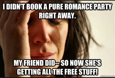 Pure Romance Meme - 48 best images about pure romance by brandilyn nguyen on pinterest order book pure romance