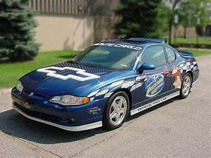 2000 CHEVROLET MONTE CARLO BRICKYARD 400 PACE CAR #2