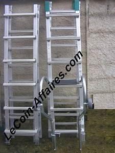Achat Echelle De Toit : le coin affaires echelle de toit macc fleximac 6m le ~ Edinachiropracticcenter.com Idées de Décoration