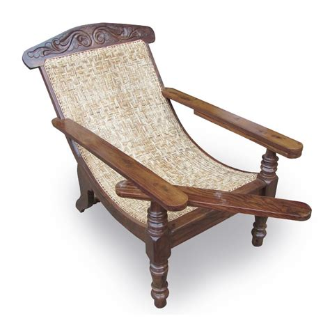 30487 furniture chairs simple wooden easy chair