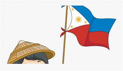 Flag Philippine Filipino Clipart Clip Transparent Clipartkey