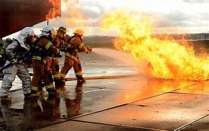Firefighter Fire Drill Desktop Department Wallpapers Firefighters