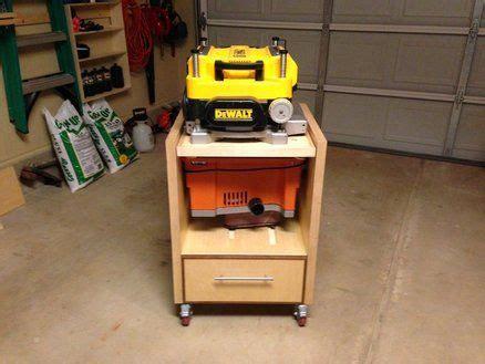 planersindle sander flip top cart woodworking shop