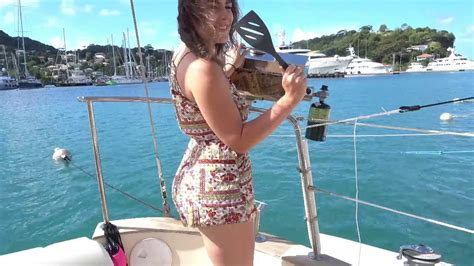 Week One On Sailing Mischief YouTube