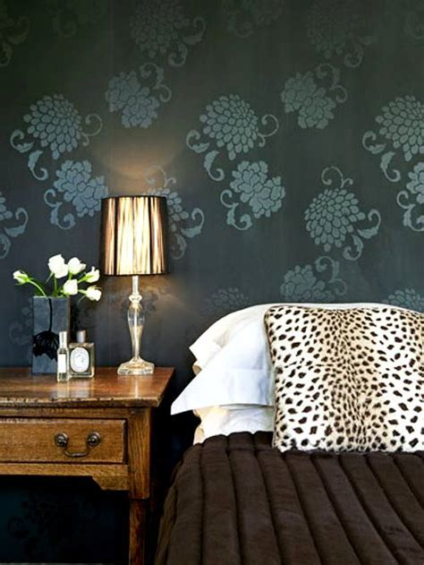 ideas  decorar  papel pintado decoracionin