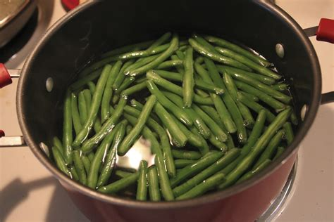 cooking fresh green beans the lady okie how to cook fresh green beans