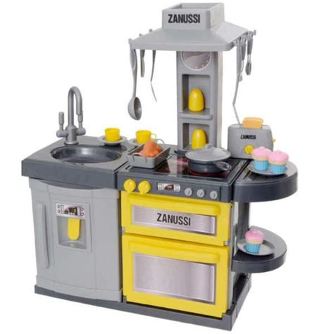 kitchen accessories suppliers zanussi electronic cook and play kitchen with 26 accessories 2152