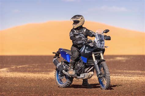 yamaha tenere  guide total motorcycle