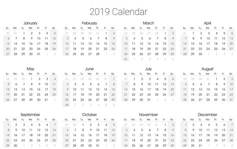 yearly calendar  excel task management template