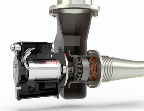 Etc Turbo Generator Technology Aims To Cut Emissions From