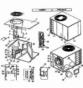 Coleman    Evcon Ind  Heat Pump Parts